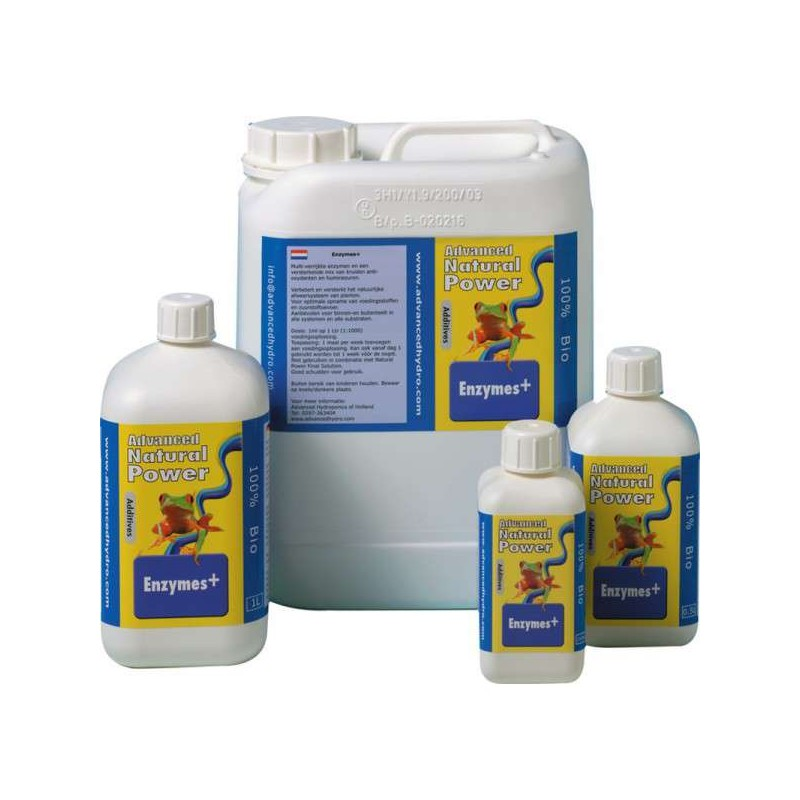 Promo - ENZYMES+ 500ML