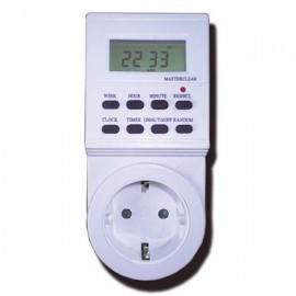Temporizador electrico digital 1toma