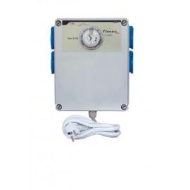 *Temporizador electrico 4x600W GSE