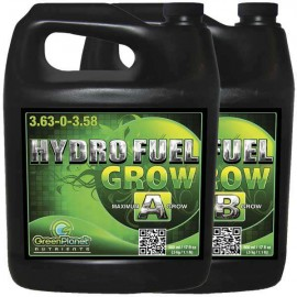 Promo - Hydro Fuel Grow A+B 1L