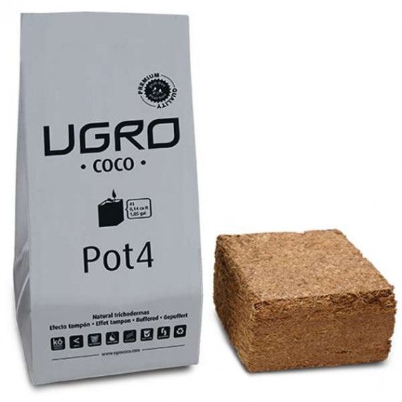 UGro Pot 4 (20 units/caja )