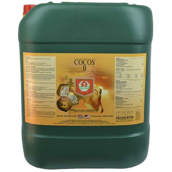 **Coco Nutrient Grow B - 20L (H&G)