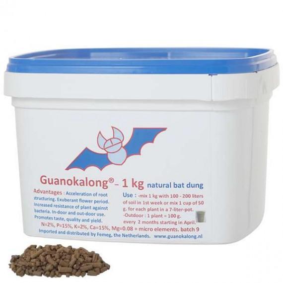 Guanokalong granulado 1kg