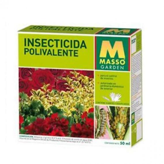 Insecticida Polivalente 50ml Masso^