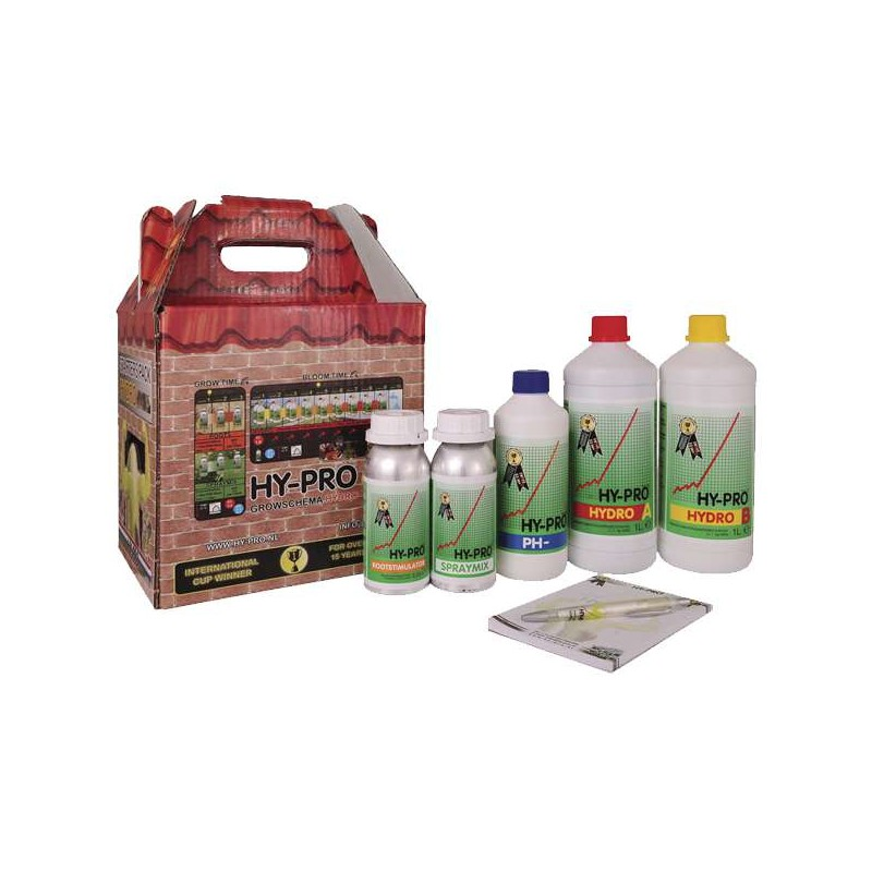 Promo - Starter Pack Hydro A+B (Hy-Pro)