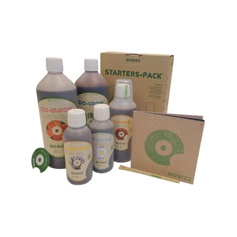 Promo - Starters Pack (Biobizz)