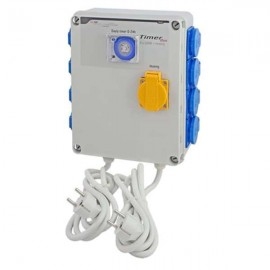 Temporizador electrico 8x600w + heating GSE