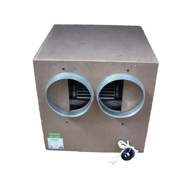 Caja Extr. ISOBOX  mdf 4250m3 2x250/1x315