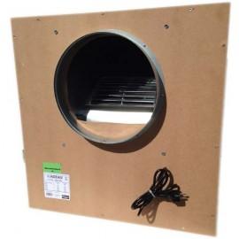 Caja Extr. ISOBOX  mdf 5000m3 2x250/1x315