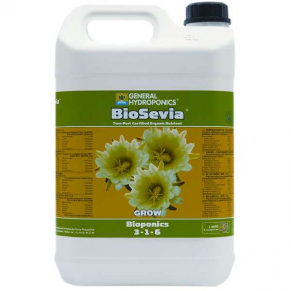 Promo - Biosevia Grow 5L (GHE)