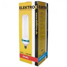 Elektrox CFL 250W, 6500 K, Dual, E-40