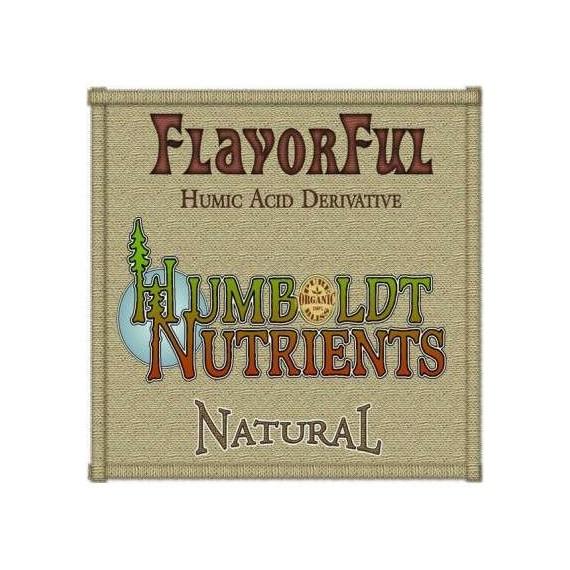 Flavorful 3,8L. (1gal) Humboldt