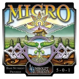3-Part Micro 0,9L. (32oz) Humboldt