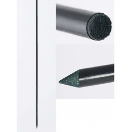 Tutores de Plastico Antiplaga  12mm x 1200mm (100uds)