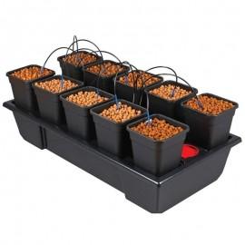 Wilma small wide 8 plantas (deposito + bandeja + sist.de circulacion)