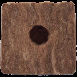 Taco de 10x10x6,5cm GREEN 1 agujero 38x35mm (120)