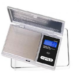 Bascula ON Balance DZT-600 SL Scale  600x0,1g Silver