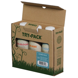 Promo - Try Pack - Hydro (Biobizz)