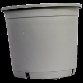 Contenedor alto C25 altura 24cm  Blanco 10L