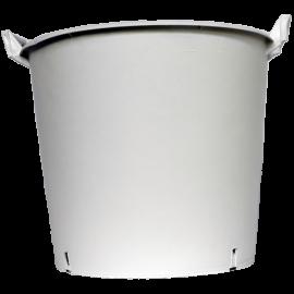 Contenedor alto C40 altura 38cm  Blanco 40L