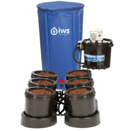 Promo - IWS Flood & Drain Remote 6 Pot