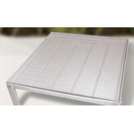 Soporte para mesas y bandejas 1m x 1,11m