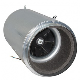 Extractor ISO-MAX Silencer (250-1480m3/h)