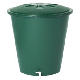 Deposito verde 200L  (60x60x85cm) 60 u/p