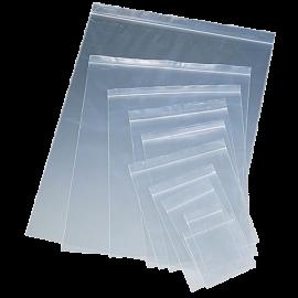 Bolsa cierre transparente 300x400x0,05mm  7L  (100uds)