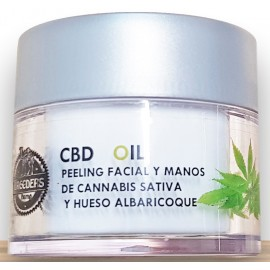 Exfoliante Facial y Manos  50ml.