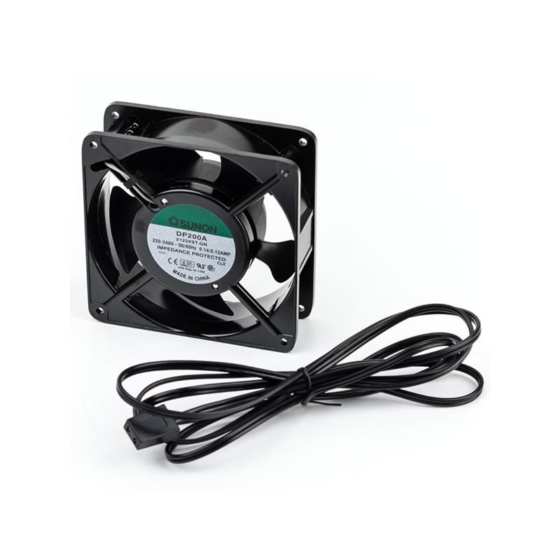 Extractor SUNON Mini  (160m3/h) + Cable
